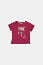 Load image into Gallery viewer, Coco Au Lait Pink Is For All T-Shirt T-Shirt Vivacious
