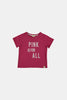 Coco Au Lait Pink Is For All T-Shirt T-Shirt Vivacious