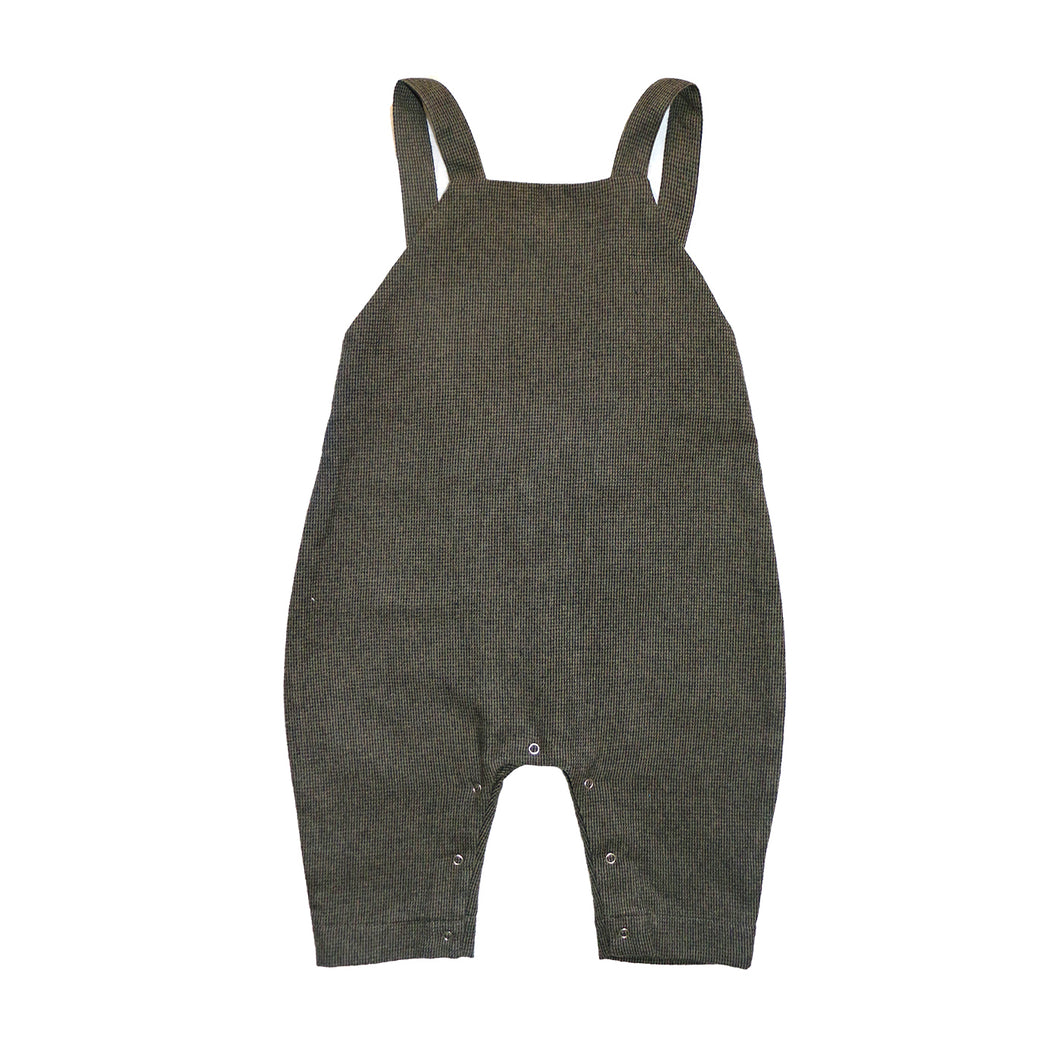 Coco Au Lait WOOL OVERALL Overall Greener Pastures