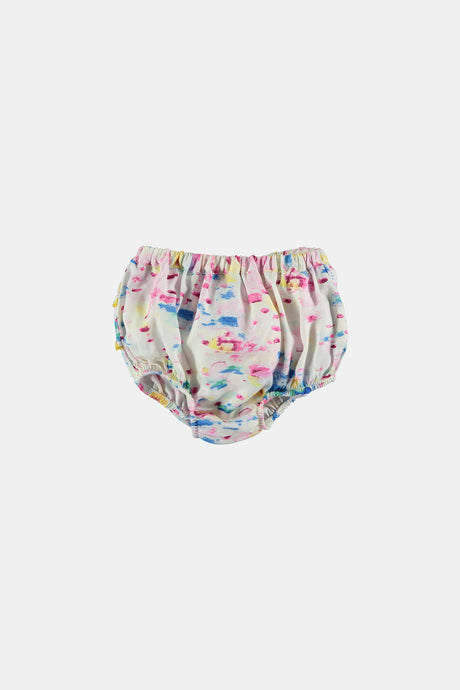 Coco Au Lait Water Colors Baby Culotte Culotte Watercolor