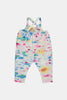 Coco Au Lait Water Colors Baby Jumpsuit Jumpsuit Watercolor
