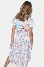 Load image into Gallery viewer, Coco Au Lait Water Colors Long Skirt Skirt Watercolor