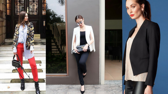 5 Types of Blazers You Need to Own ASAP!