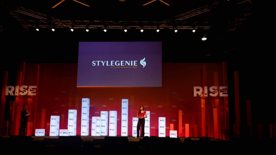 StyleGenie CEO Abbie Victorino Takes Centerstage at RISE Tech Conference