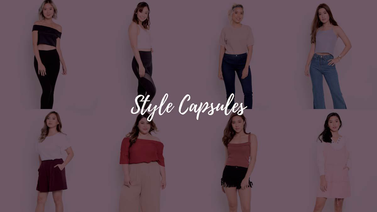 StyleGenie empowers women to live a minimalist lifestyle with its limited edition Style Capsules