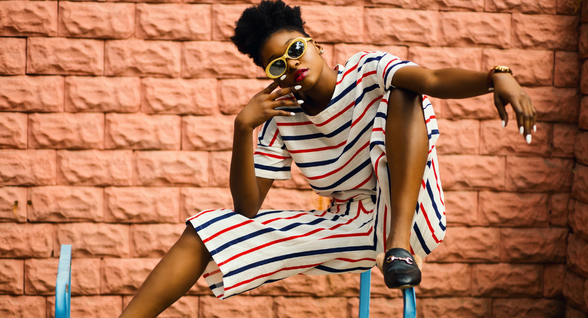 Top 5 ways to style Printed Stripes