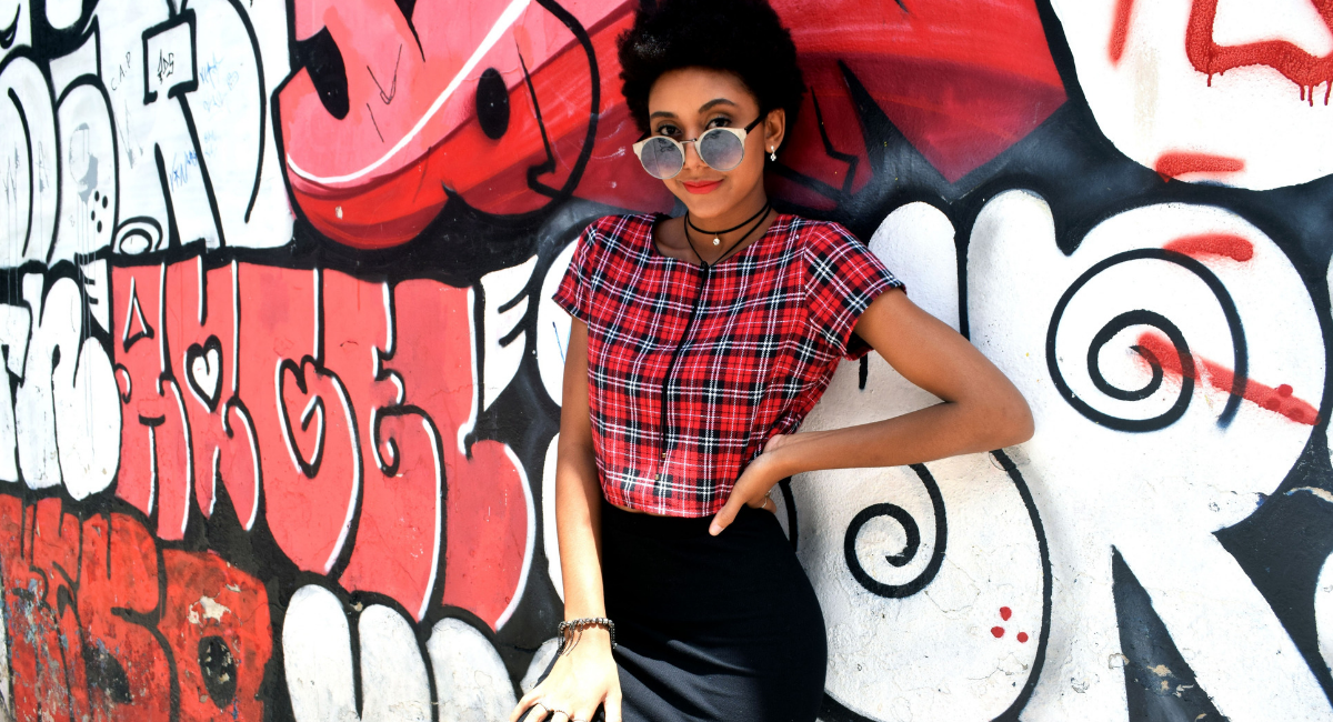 How to Wear the Plaid Print