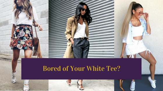 7 Chic Ways to Style Your Plain White Shirt