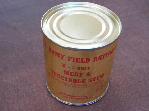 WW1 and WW2 Reproduction Rations Items