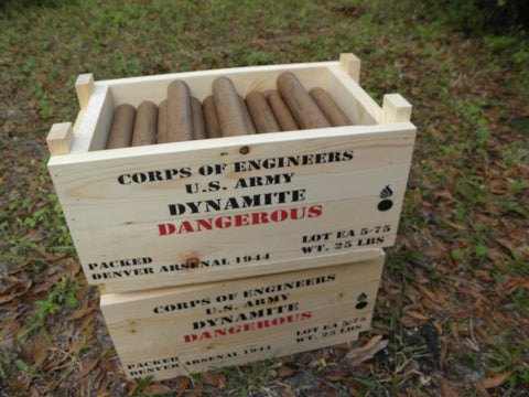 Ww2 Reproduction Ordnance Frontline Crate Co