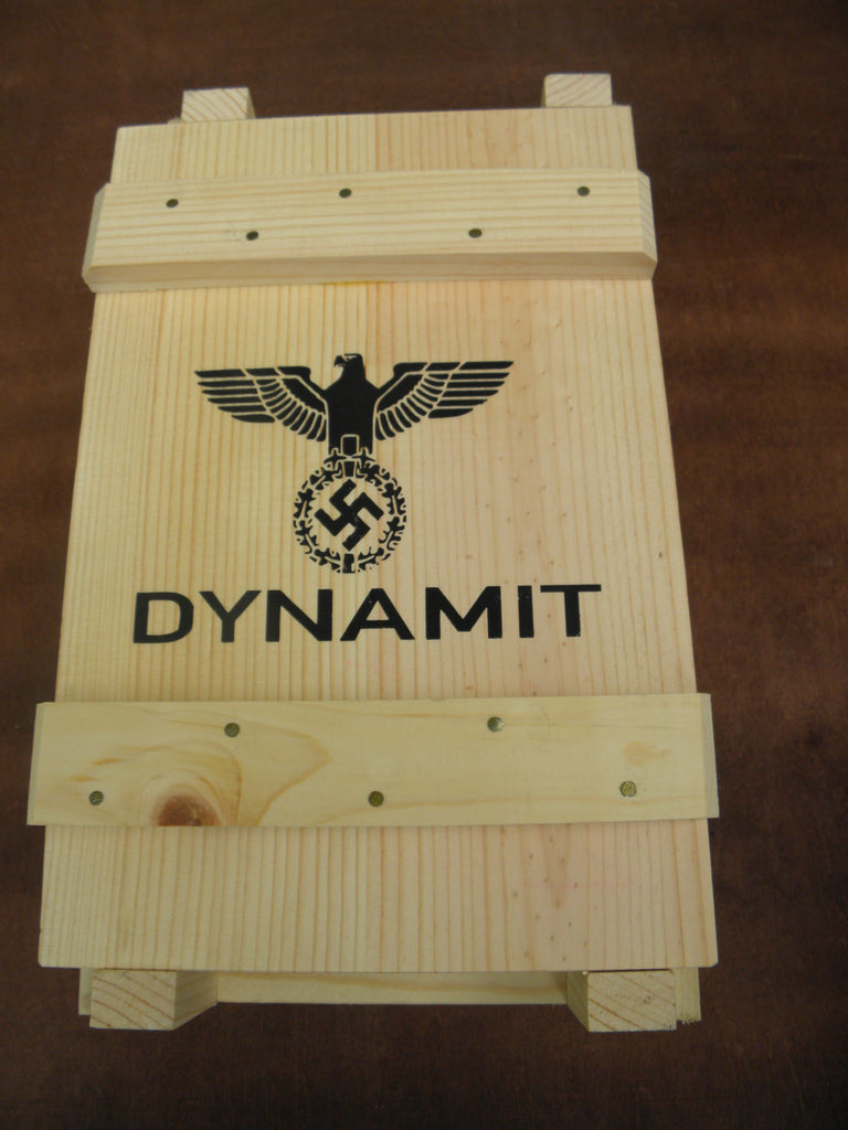 Ww2 German Dynamite Crate Frontline Crate Co