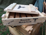 (Kelly's Heroes) Captured WW2 German Gold Bullion Crate