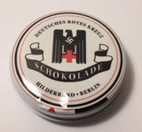 Red Cross Schokolade Scho Ka Kola Chocolate Full Tin