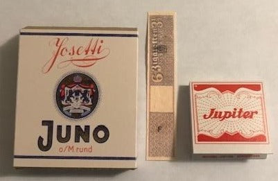 WW2 German Juno 6 Cigarette Pack/Match book (Smokers pack)