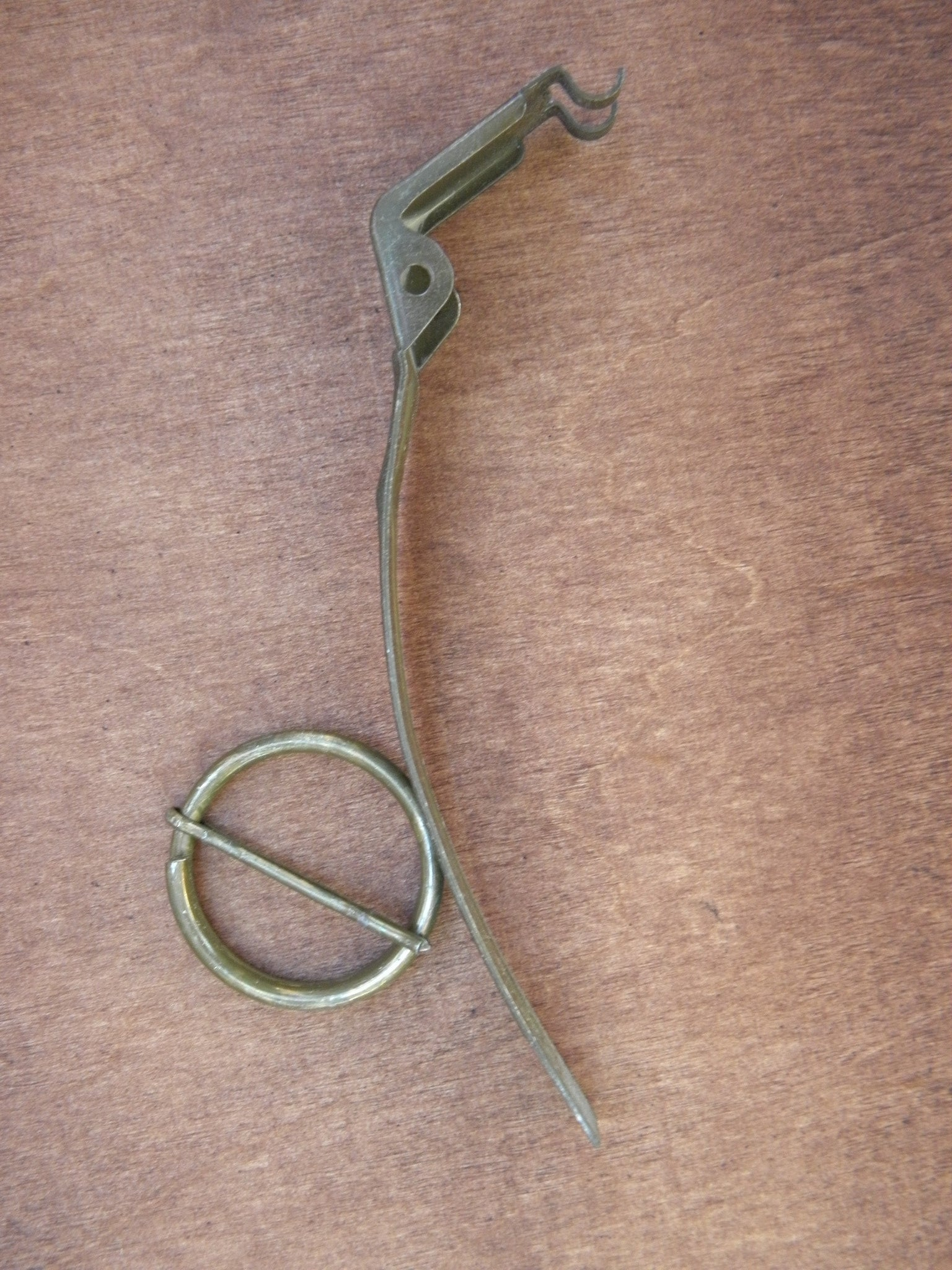 WW2 Mk2 Grenade Spoon and pin