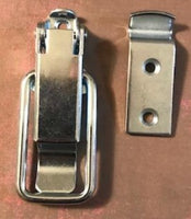 Spannverschlüsse Din 3132  WW2 German latch and catch set