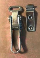 Spannverschlüsse Din 3133 WW2 German latch and catch set