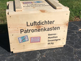 WW1/WW2 German Ammunition Crate Beer/Soda Cooler (Customisable)