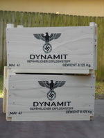 WW2 German Dynamite Crate