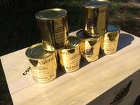 Reproduction WW2 Lend Lease Pork Tushonka Ration Cans Set of 6