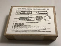 Reproduction M2 Weatherproof  Fuse Lighter Box