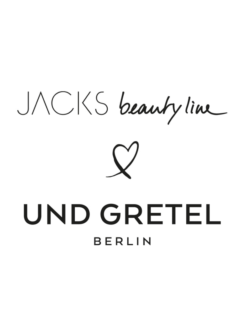 JACKS beauty line ♡ UND GRETEL