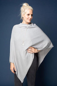 Tilley Poncho in Pebble