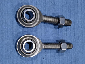 Shift rod heim / Ball joint, 2001-up Big Dog; ( Pair ) 303 stainless steel