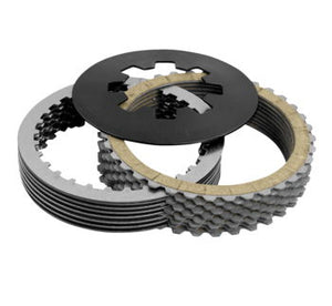 Energy One extra plate clutch kit w/ heavy spring: '90-'97 Big Twin, '91-'16 XL: