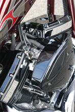 Load image into Gallery viewer, Fuel Line w/ High Temp Sleeving: Carbureted, sold by the inch: BLACK
