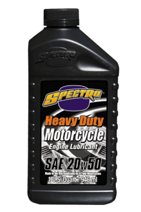 ( 4 qts ) Spectro Heavy Duty 20/50 Engine Oil; 4 U.S qts: