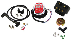 Single Fire ignition kit, upgrade over stock 1994-2004 Big Dog, others