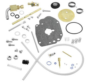 "S&S Super ""E"" and ""G"" Carburetor Master rebuild kit:"