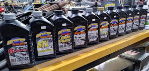 ( 4 qts ) Spectro Heavy Duty Platinum Full Synthetic 20/50 Engine Oil: