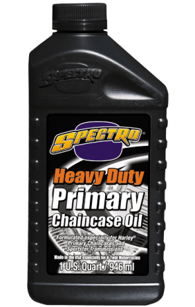 Spectro Heavy Duty Primary Chaincase Oil, 1 U.S qt: