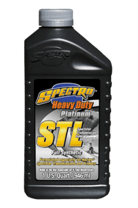 Spectro Heavy Duty Platinum STL, ( XL, Sportster ) Primary oil; 1 U.S qt: