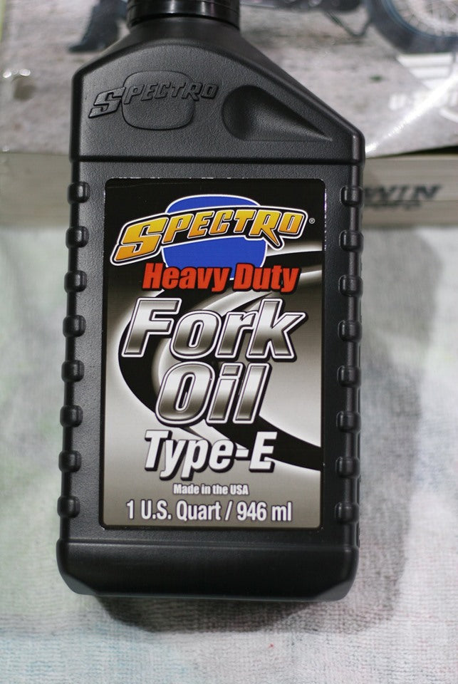 Spectro Heavy Duty Type-E fork Oil ( 20 wt )