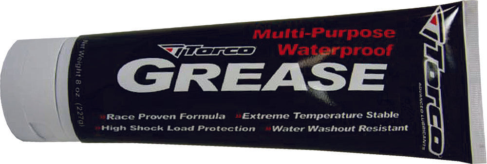 TORCO MULTI-PURPOSE WATERPROOF GREASE 8OZ