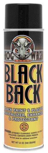 Hog Wash Black Back - 12 oz.