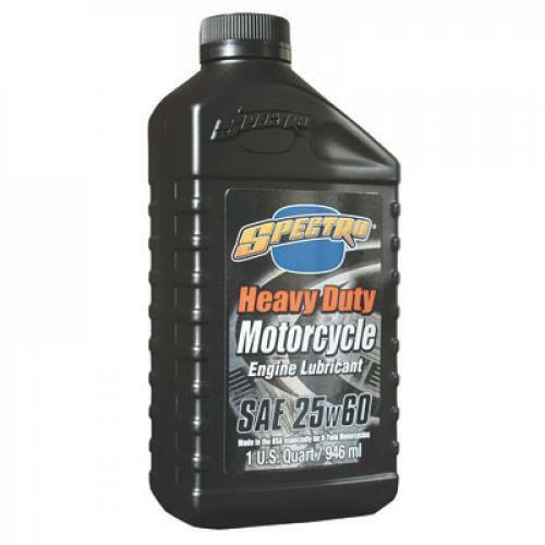 ( Case ) Spectro Heavy Duty Petroleum 25/60 Engine Oil; 12 U.S qts: