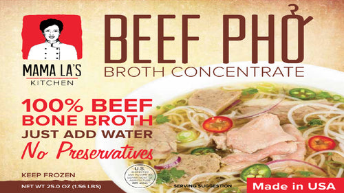 Beef Phở Concentrate 25oz.