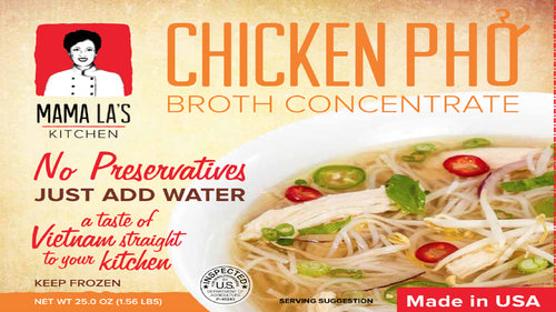 Chicken Phở Concentrate 25oz.