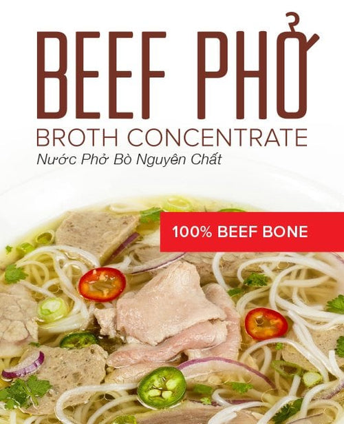 Beef Phở Broth