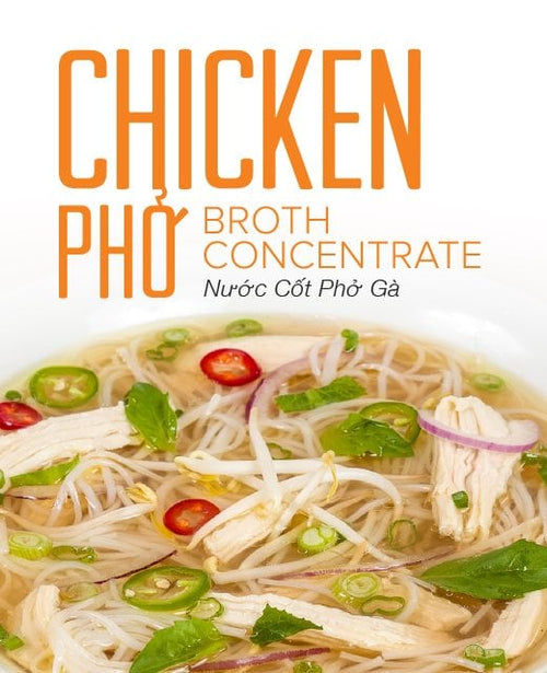 Chicken Phở Broth