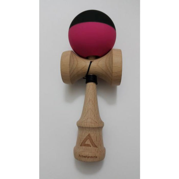 ACTIVE - V2 Half Split - Black and Pink - Rubber