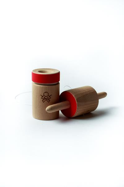 Sweets Kendama - Rolling Pin Red