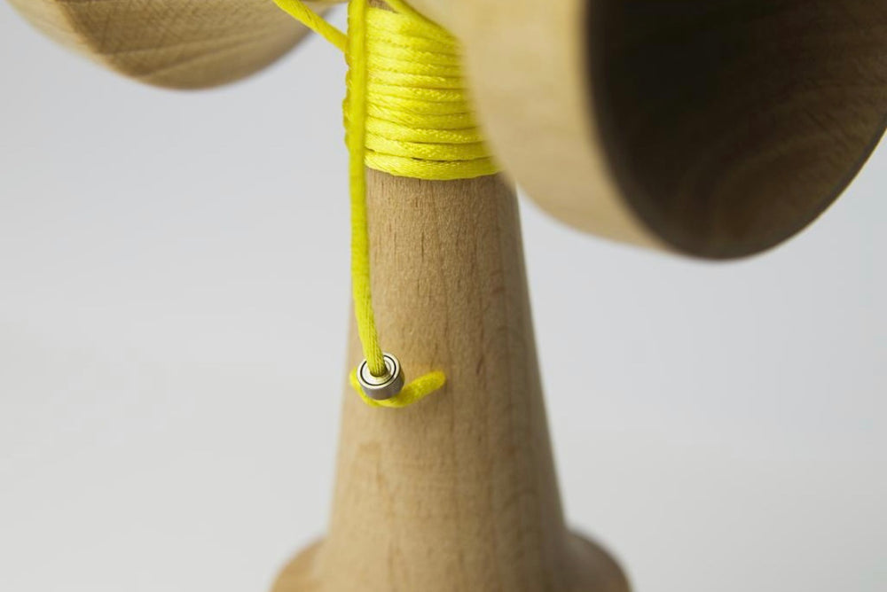 OKendama Extra long string pack (Yellow)
