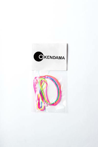 OKendama Extra long string pack (Rainbow)
