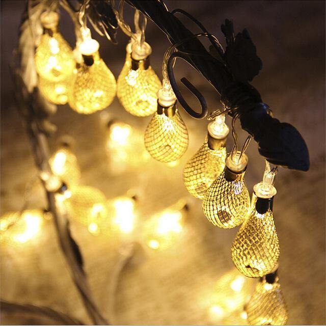 Xmas Decoration 20LED Electric Component Morocco - Les Value