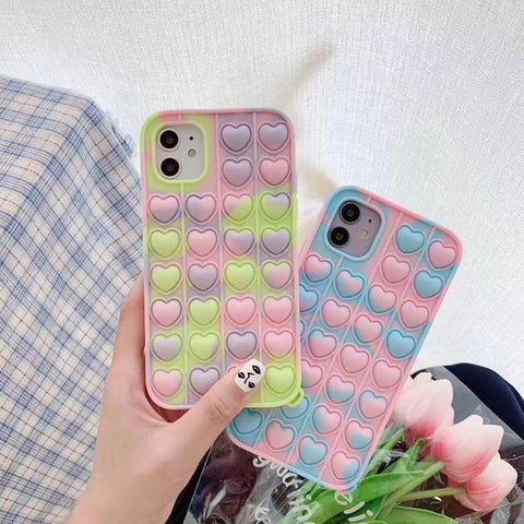 Silicone Case For iPhone - Les Value